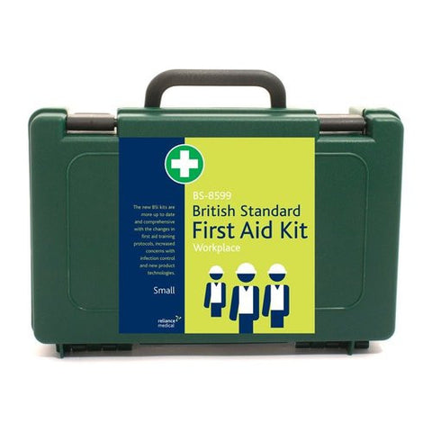 BSi BS-8599 British Standard Workplace First Aid Kit [Small]