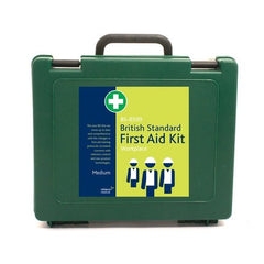 BSi BS-8599 British Standard Workplace First Aid Kit [Medium]