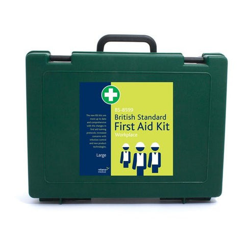 BSi BS-8599 British Standard Workplace First Aid Kit [Large]