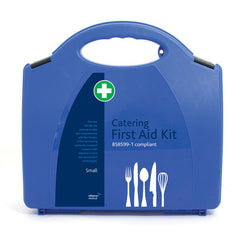 BS8599-1 British Standard Aura Catering First Aid Kit [Small]