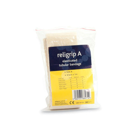 Religrip Elasticated Tubular Gauze [1m]