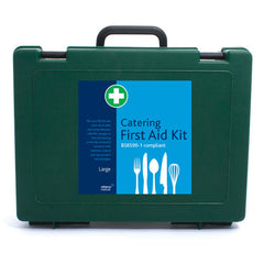 BS8599-1 British Standard Catering First Aid Kit [Large]