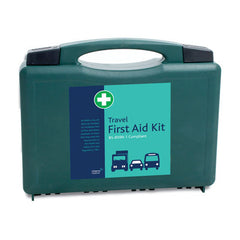 BS8599-1 British Standard First Aid Travel Kit [Box]