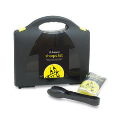 Biohazard Sharps Clean Up Kit (5 Pack)