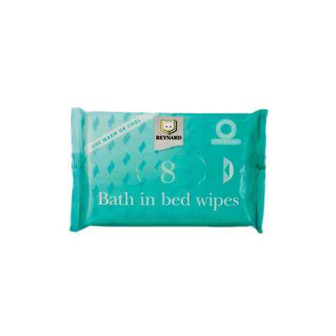 Reynard Bed in Bath Wipes [Pack of 8]