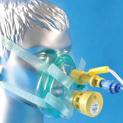 Ventumask CPAP Mask with Venturi Flow Driver and Adjustable PEEP Valve