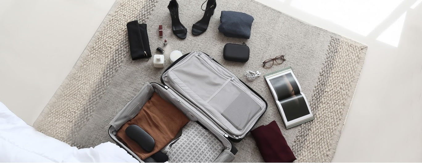 10 Tips for Packing Light & Smart for Travel