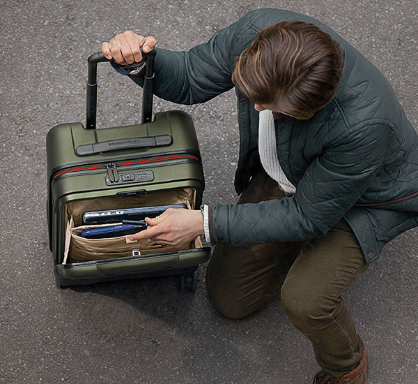 Torq Designed for the rigors of world travel, Torq is expertly engineered to withstand it all: from cargo holds to overhead bins and everything in between, all while maintaining its rugged resilience.