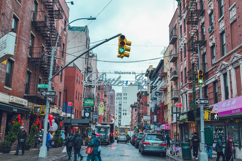 Little Italy in NYC