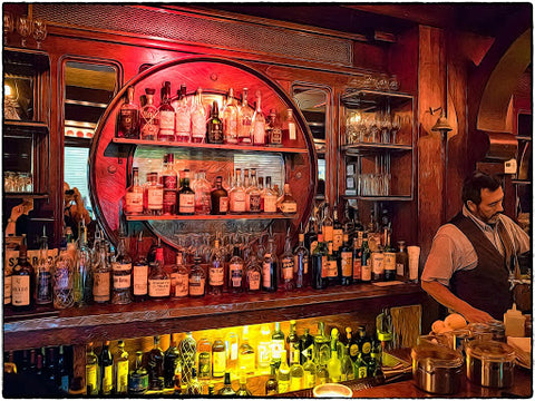 Rum House bar in NYC