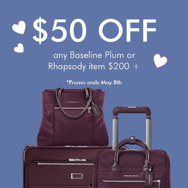Mother's Day Mother's Day Sale $50 off any Baseline Plum or Rhapsody item $200+