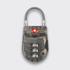 TSA Cable Luggage Lock (Plastic) - image1