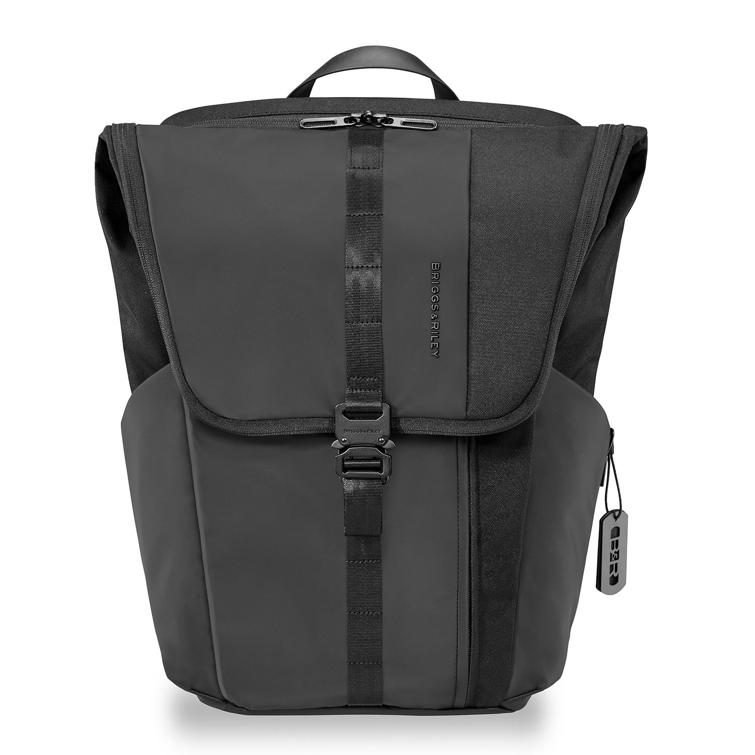 Large Fold-Over Backpack