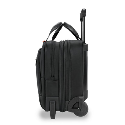 Medium 2-Wheel Expandable Brief - thumb8