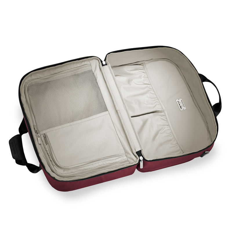 Clamshell Cabin Bag