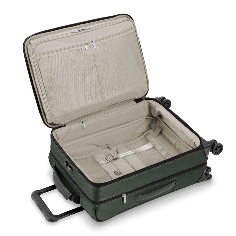 Tall Carry-On Zip Expandable Spinner