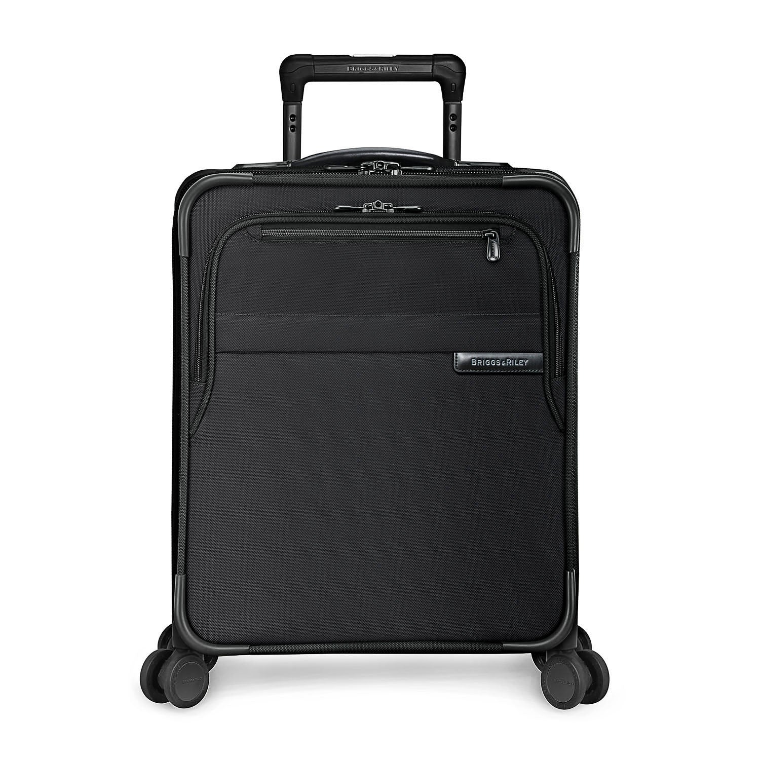 Carry-On Commuter Expandable Spinner Suitcase