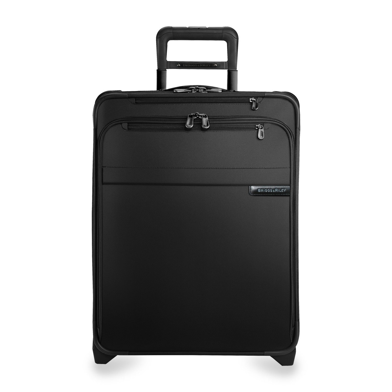 International Expandable Rolling Carry-On Suitcase