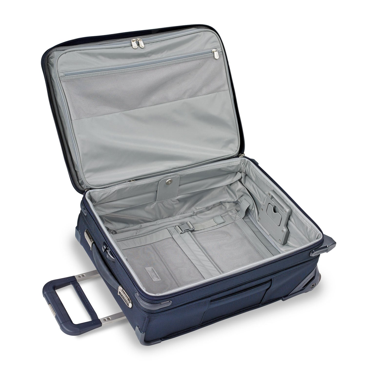 Briggs And Riley Baseline International Carry On Expandable Wide