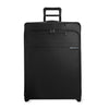 Large Expandable Two-Wheel Rolling Suitcase - image1