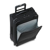 Large Expandable Two-Wheel Rolling Suitcase - image4