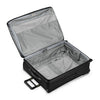 Large Expandable Two-Wheel Rolling Suitcase - image2
