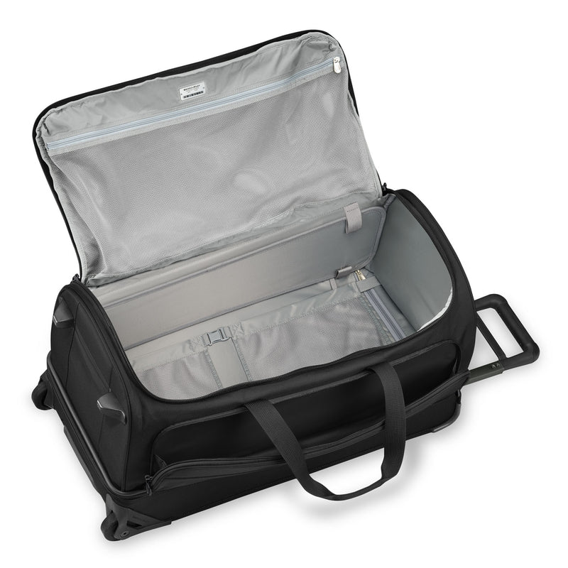 Large Rolling Upright Duffle Bag