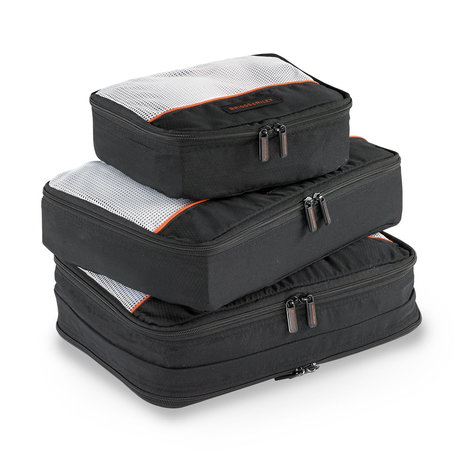 Small Luggage Packing Cubes (3-Piece Set)