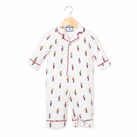 Toy Soldier Romper - Little Owly