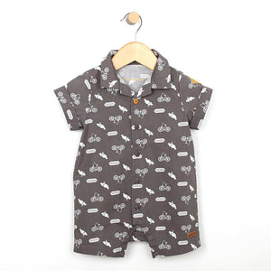 City Life Romper - Little Owly