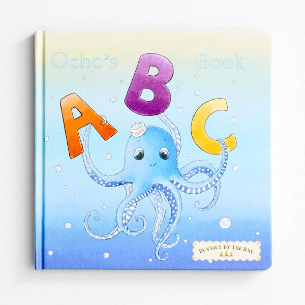 Ocho's ABC Book - Little Owly