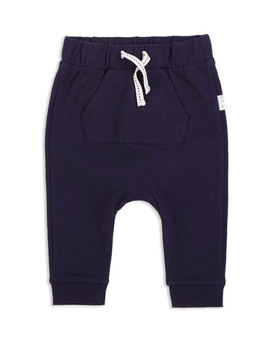 Navy Jogger Pant - Little Owly