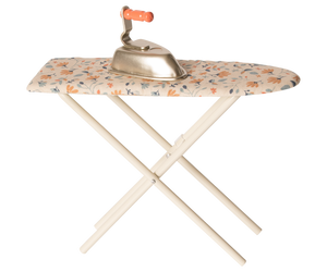 Dollhouse Iron and Ironing Board - Little Owly