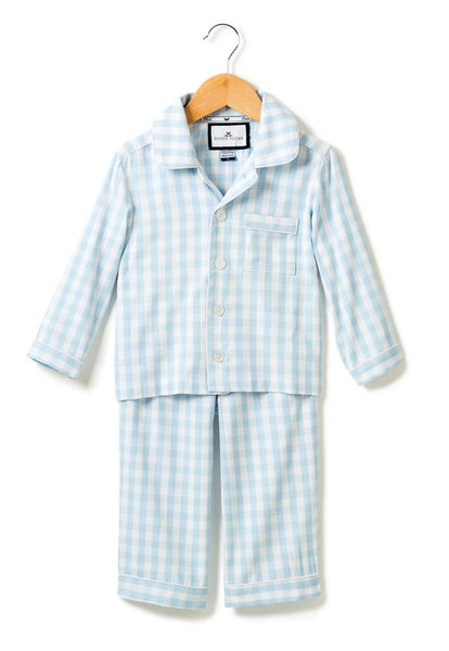 Gingham Pajama Set - Little Owly