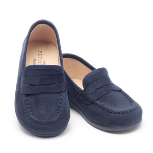 The George Suede Moccasin - Little Owly