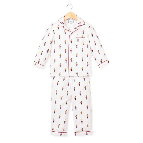 Toy Soldier Pajama Set - Little Owly