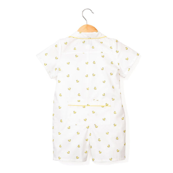 Little Duckie Summer Romper - Little Owly
