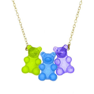 Gummy Bears Necklace - Little Owly