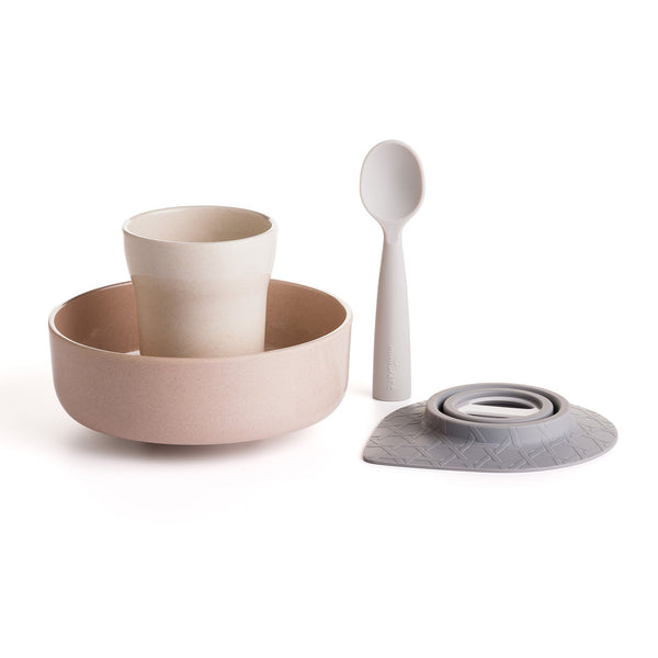 Sip + Snack Set - Little Owly
