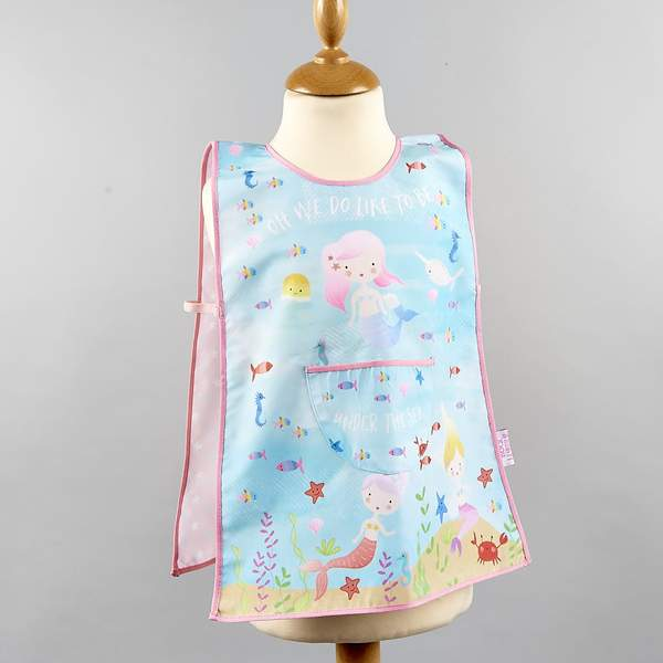 Mermaid Smock - Little Owly