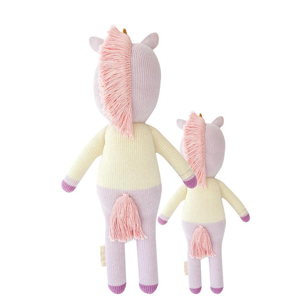Zoe the Unicorn Cuddle + Kind Doll