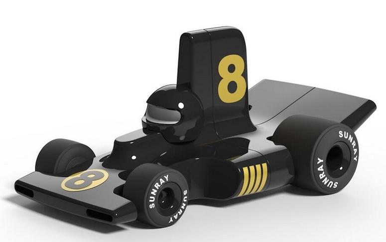 Velocita Race Car - Little Owly