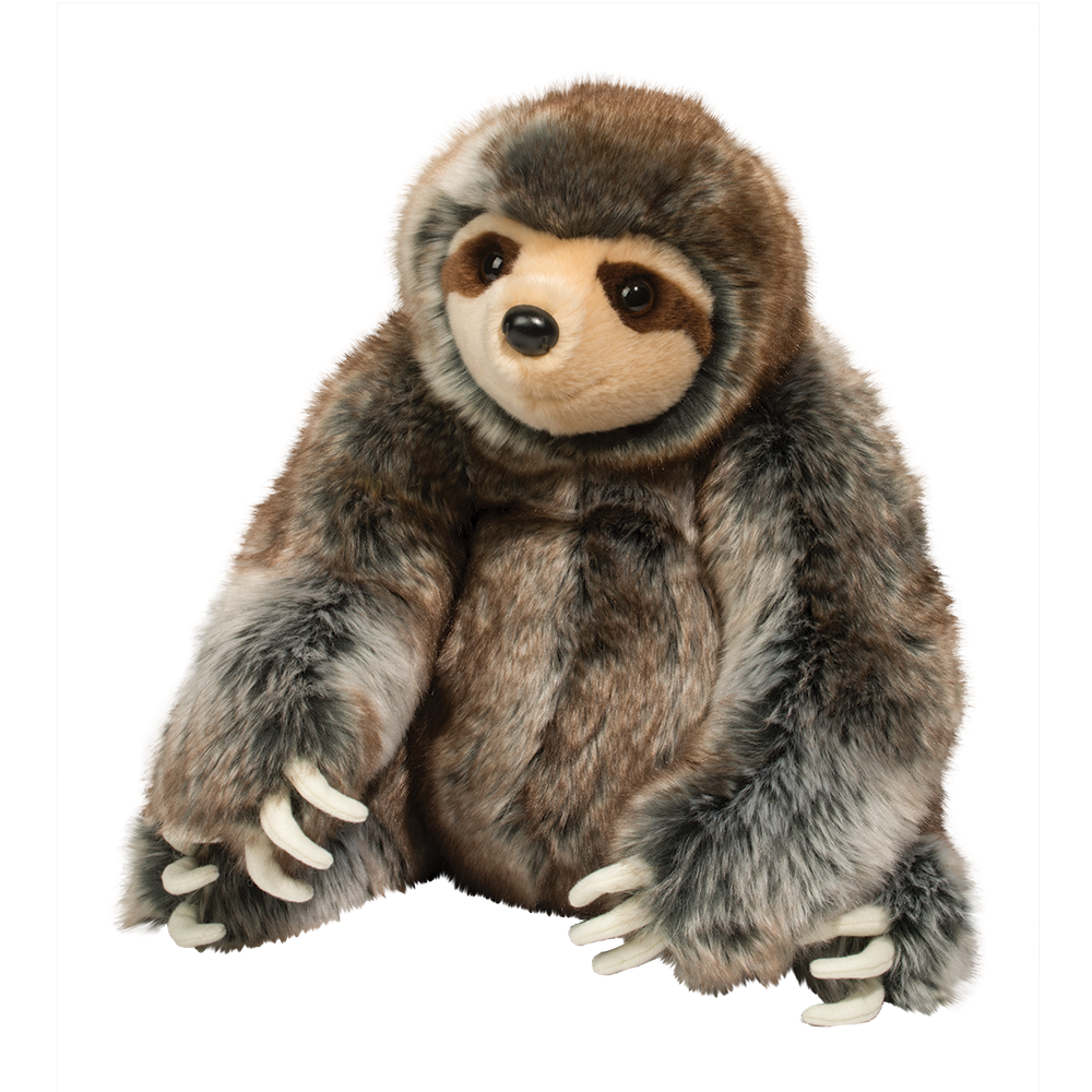 Sylvie Sloth Plush - Little Owly
