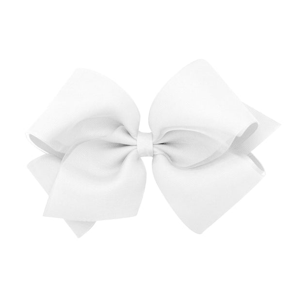 King Classic Organza Hair Bow - Little Owly
