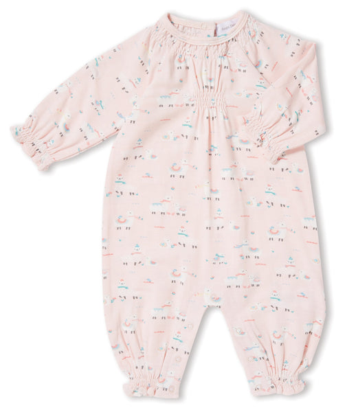 Lovely Llamas Romper - Little Owly