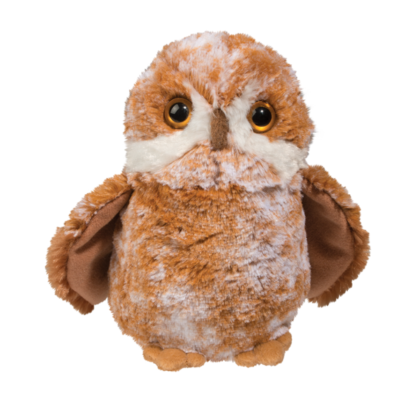 Rusty Brown Owl - Little Owly