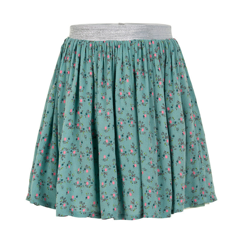 Aquifer Small Flower Skirt - Little Owly