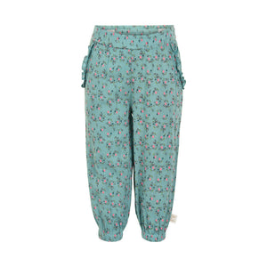 Aquifer Small Flower Pant - Little Owly