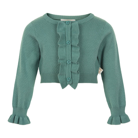 Sagebrush Green Cardigan - Little Owly