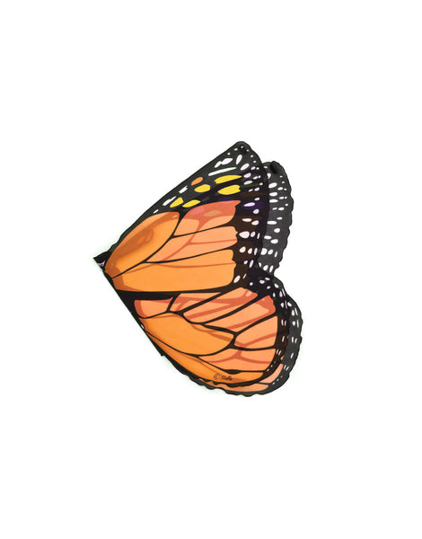 Monarch Butterfly Wings - Little Owly